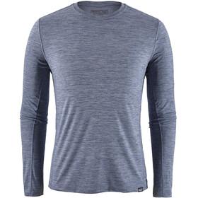 Patagonia Cap Cool Lightweight - T-shirt manches longues Homme - bleu